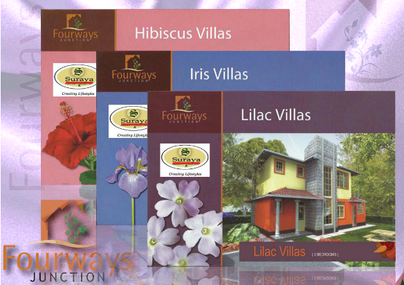 Fourways Junction: Hibiscus, Iris & Lilac Villas