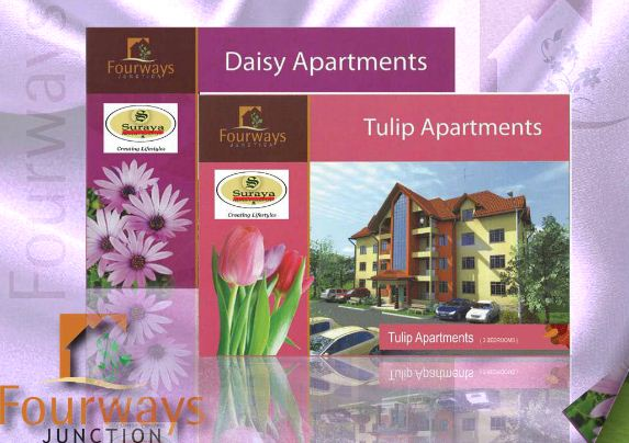 Fourways Junction: Daisy & Tulip Apartments